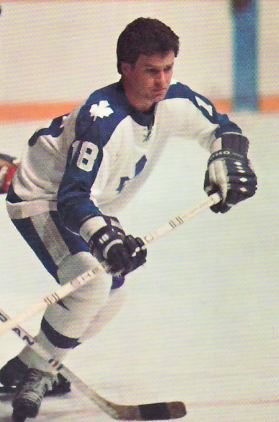 Jim McKenny 1975 Toronto Maple Leafs