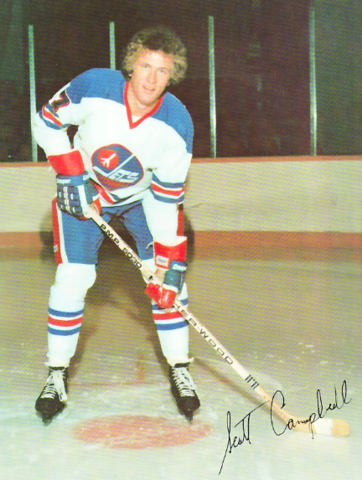 Scott Campbell 1978 Winnipeg Jets