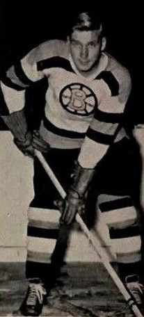 Paul Ronty 1949 Boston Bruins