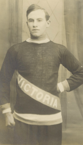 Don Smith 1912 Victoria Senators
