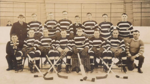 Ottawa Senators Team Photo 1928
