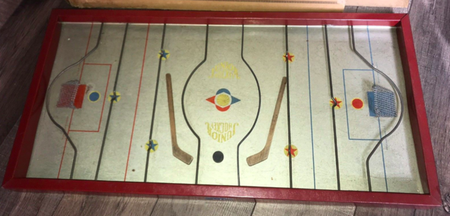 Goosmann Table Hockey Game 1938