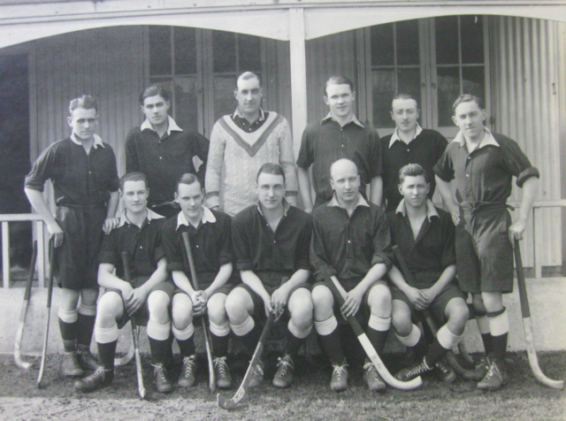 Tulse Hill Hockey Club 1928