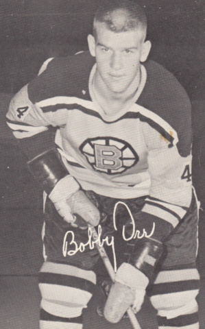 Bobby Orr 1966 Boston Bruins