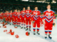 Russia Men's National Ice Hockey Team 1993 at World Championships in Germany