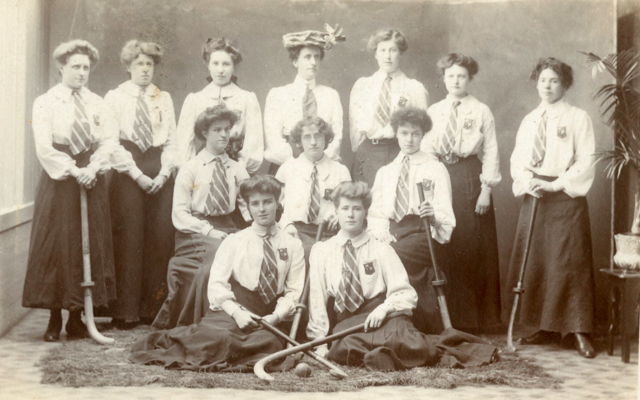 St Mary's Hockey Team 1905