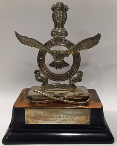 Indian Air Force Hockey Trophy 1962