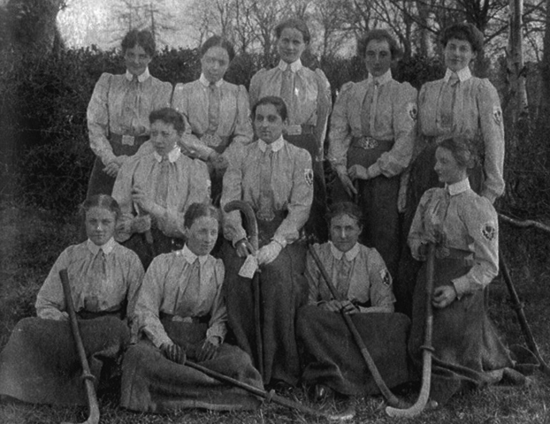 Scotland Ladies Hockey Team 1901