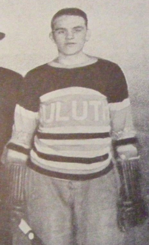 Herbie Lewis 1928 Duluth Hornets