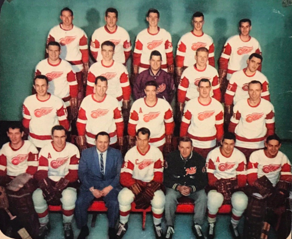Detroit Red Wings 1958
