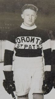 Ted Stackhouse 1922 Toronto St. Pats
