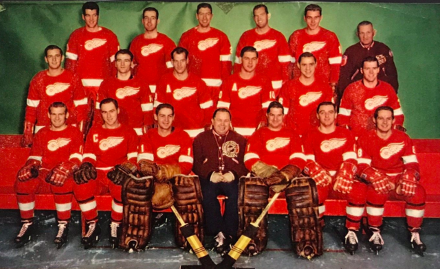Detroit Red Wings 1957