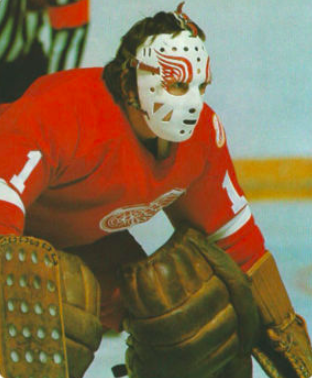 Jim Rutherford 1975 Detroit Red Wings