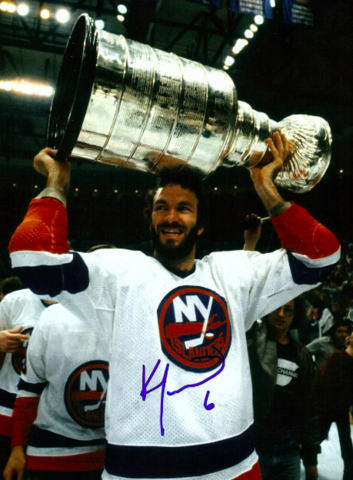 Ken Morrow 1980 Stanley Cup Champion