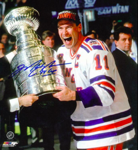 Mark Messier 1994 Stanley Cup Champion