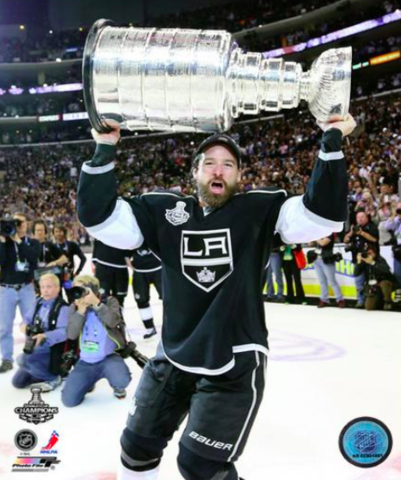Justin Williams 2012 Stanley Cup Champion