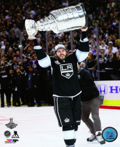 Mike Richards 2014 Stanley Cup Champion