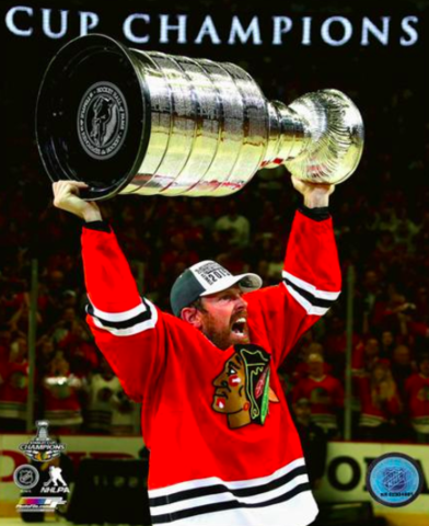 Brad Richards 2015 Stanley Cup Champions