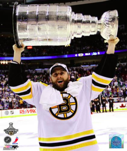 Rich Peverley 2011 Stanley Cup Champion