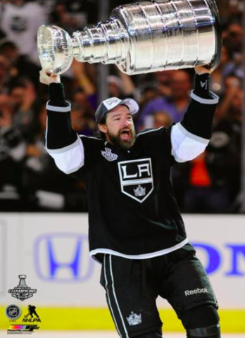 Justin Williams 2014 Stanley Cup Champion