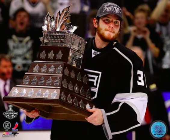Jonathan Quick 2012 Conn Smythe Trophy Winner