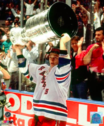 Adam Graves 1994 Stanley Cup Champion