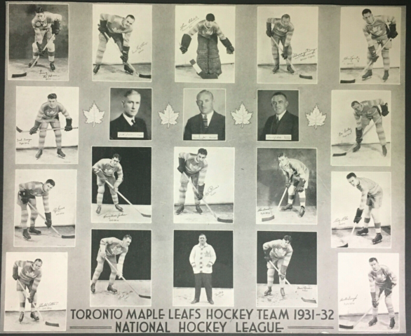 Toronto Maple Leafs 1931-32
