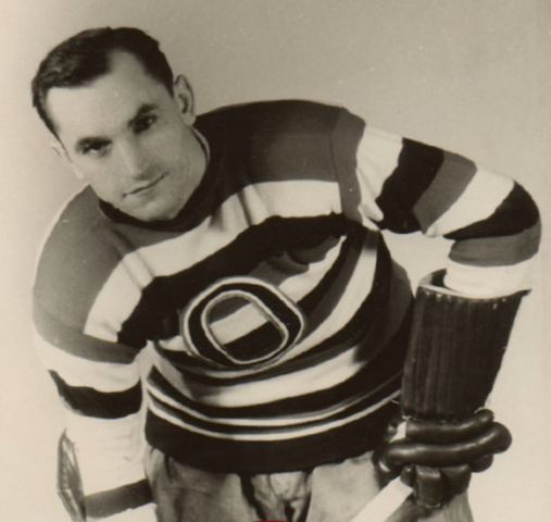 Nick Wasnie 1933 Ottawa Senators