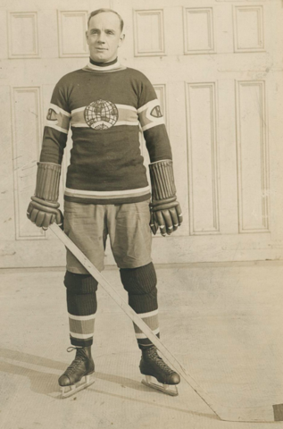 Billy Coutu 1924 Montreal Canadiens