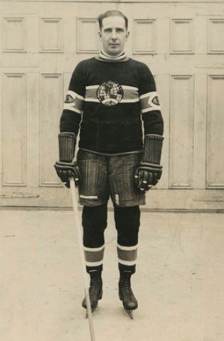 Sprague Cleghorn 1924 Montreal Canadiens