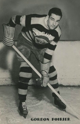 Gordon Poirier 1936 Brighton Tigers
