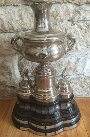 Pattinson Trophy - also known as the Pattison Trophy / Pattison Cup
