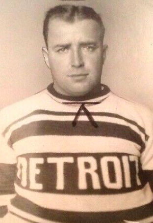 Harvey Rockburn 1930 Detroit Cougars