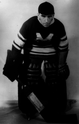 Alex Connell 1934 Montreal Maroons
