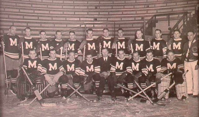 Montreal Maroons 1934