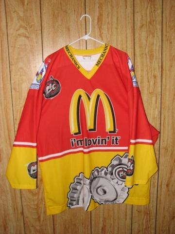 mcdonald's jersey