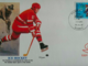 Calgary Olympics 1988 Ice Hockey First Day Cover with Hendrick Avercamp Art