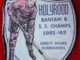Holyrood Hockey Patch 1962 Bantam B Champs - Edmonton
