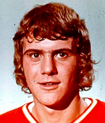 Tom Lysiak 1974 Atlanta Flames