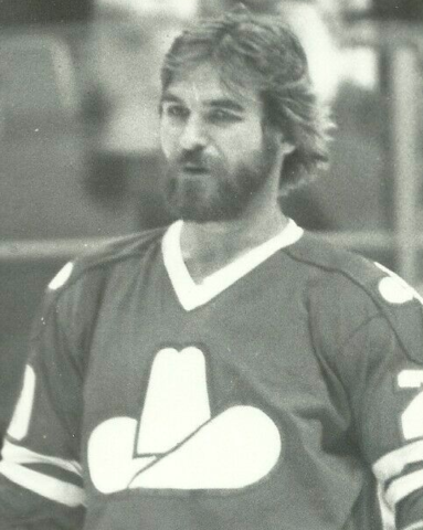 Tom Serviss 1976 Calgary Cowboys