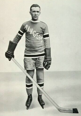 Frank Boucher 1934 New York Rangers