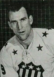Gerry Ehman 1962 Rochester Americans
