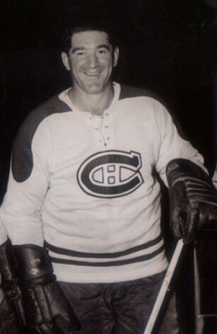Louis Denis 1950 Montreal Canadiens