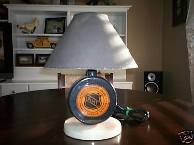 Hockey Lamp 1