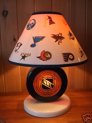 Hockey Lamp 2