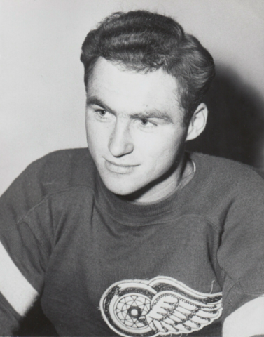 Red Kelly 1955 Detroit Red Wings