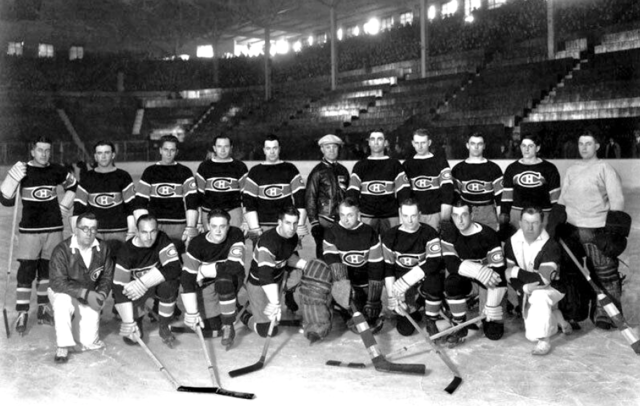 Montreal Canadiens 1927