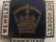 Wembley Monarchs Supporters Club Badge