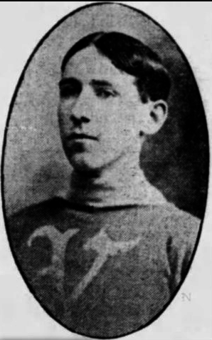 Bob Harrison 1906 Ottawa Victorias - Federal Amateur Hockey League
