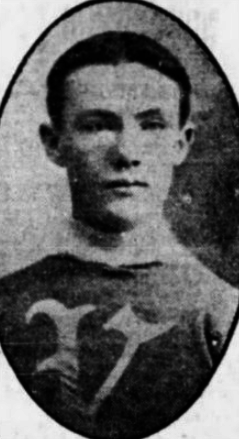 Alf Young 1906 Ottawa Victorias - Federal Amateur Hockey League